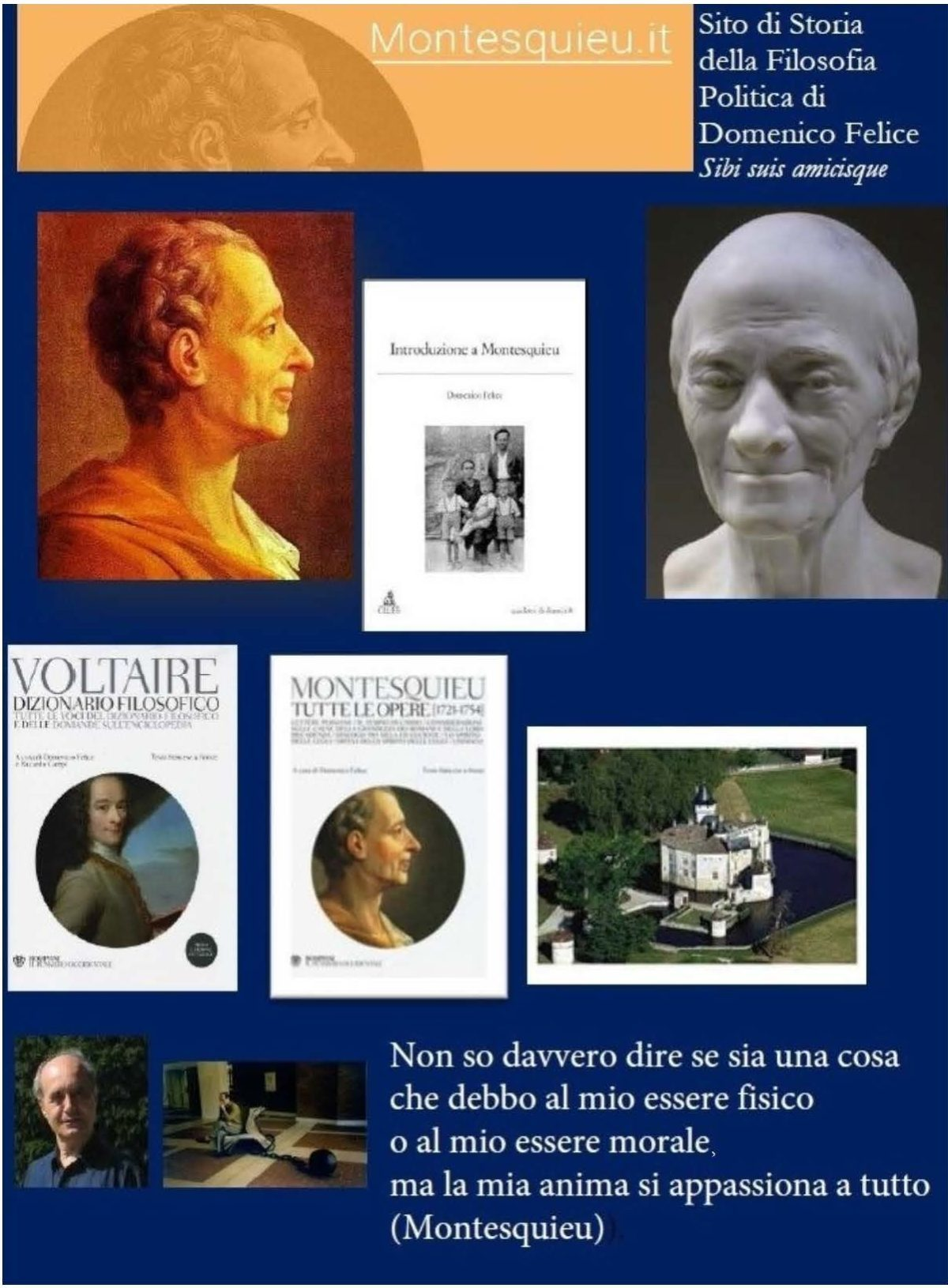 Sito di Storia della Filosofia Politica di Domenico Felice